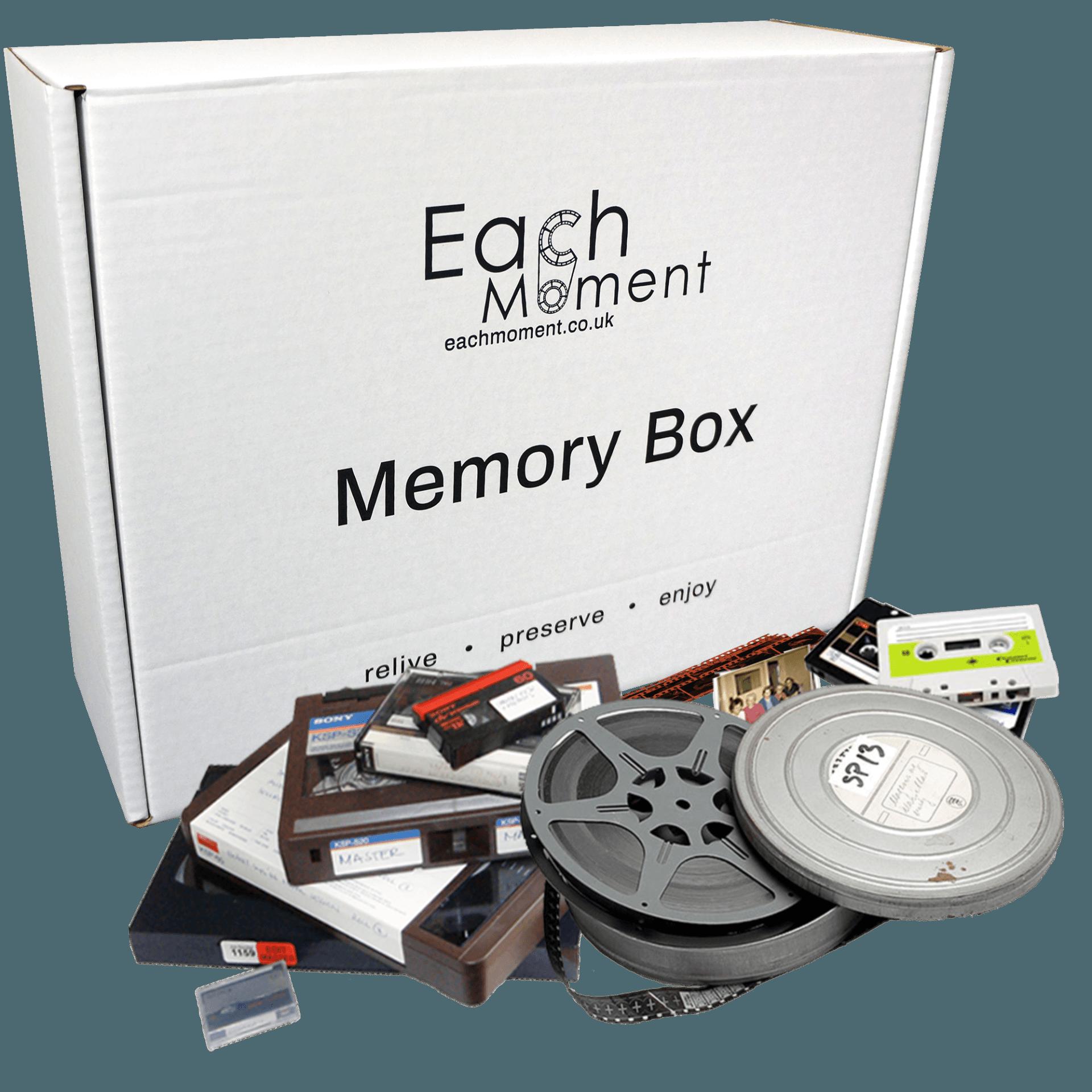 Memory Box and Tapes